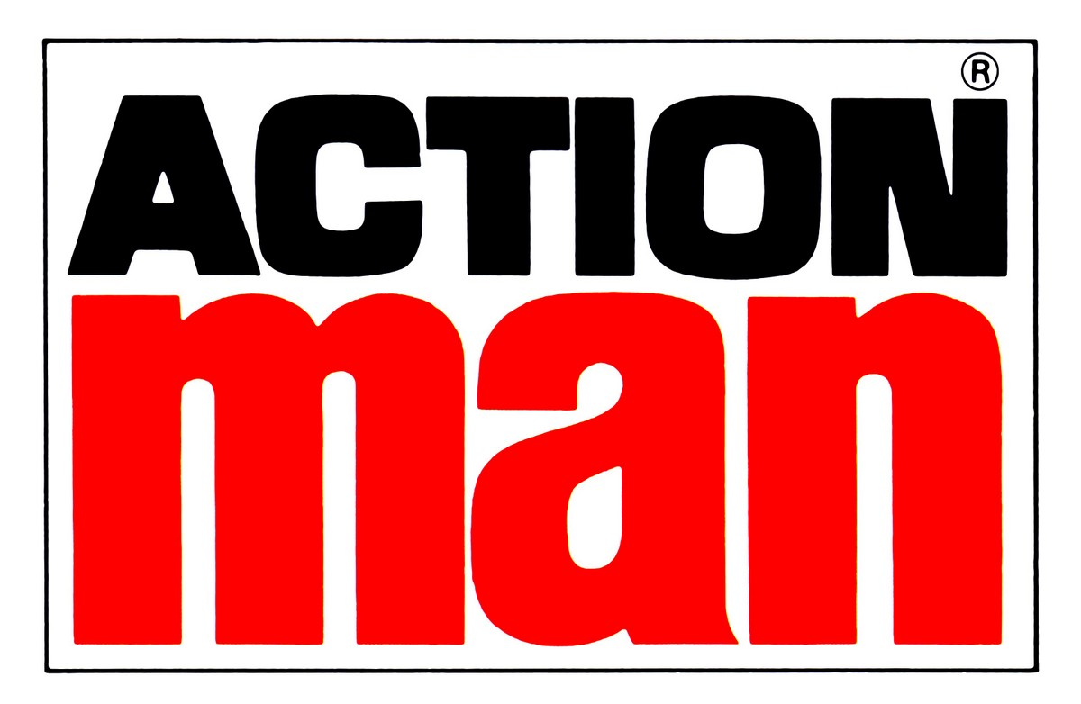 Action Man Logo 1982 Palitoy