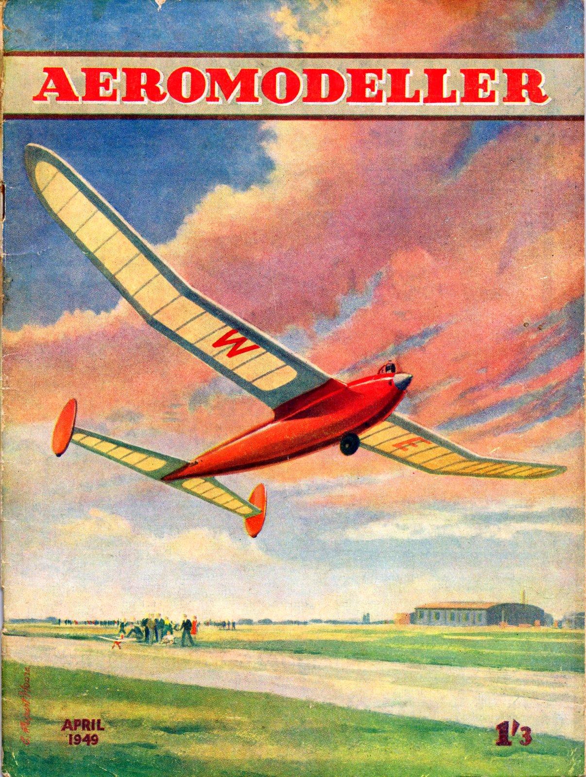 aeromodeller plans service handbook