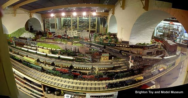 Category Model Railway Layouts The Brighton Toy And