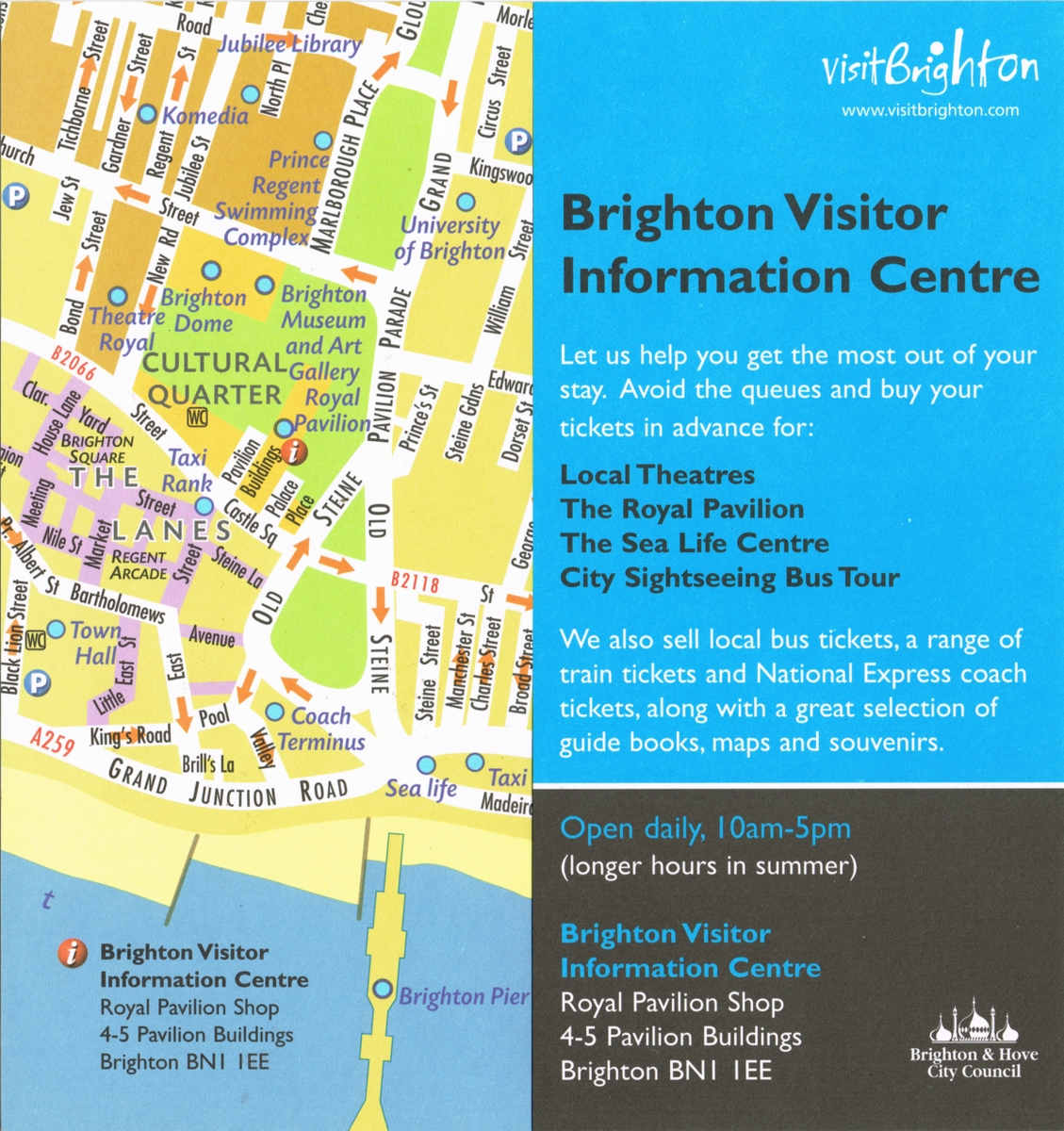 Category:Visitor Information Centre - The Brighton Toy and Model Index