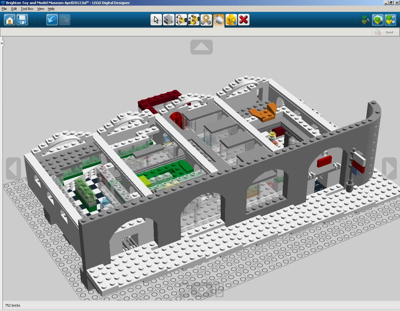 Categorylego digital designer ldd the brighton toy and model brighton toy and model museum constructed as a virtual lego model pronofoot35fo Images