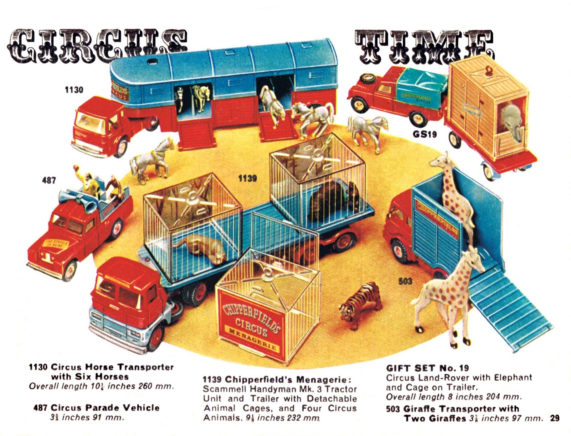 Category Corgi Toys Glenn Butler Collection The