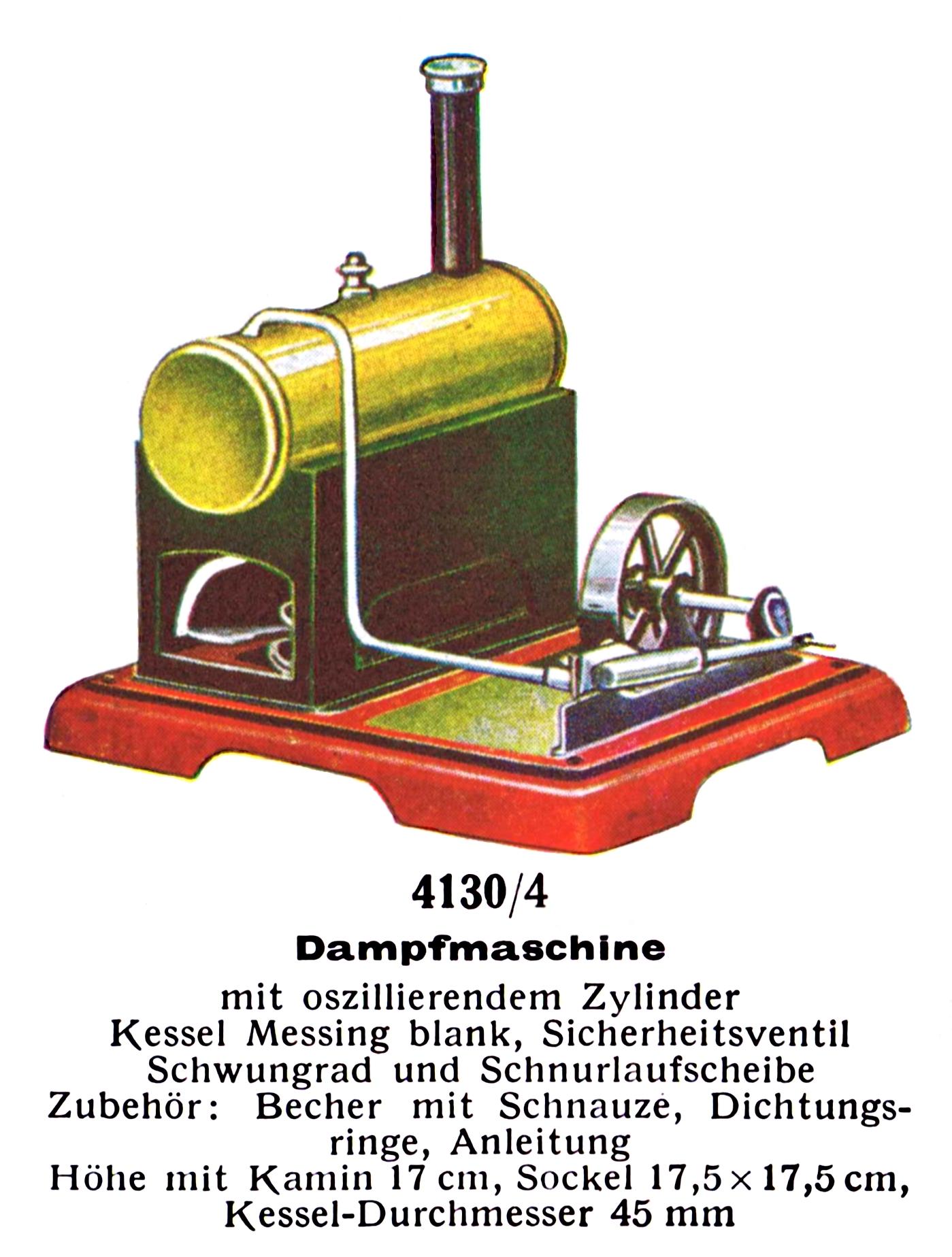 Category:Märklin Steam - The Brighton Toy and Model Index