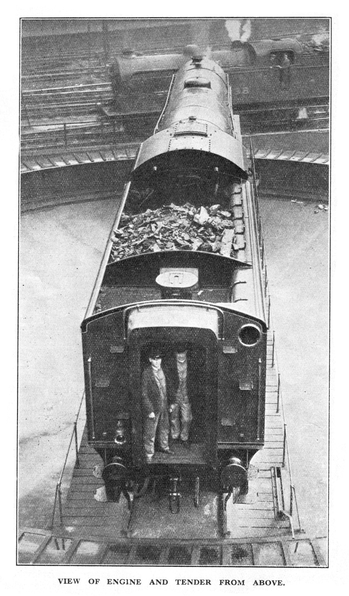 Flying Scotsman Gresley A1  A3 Steam Locomotive  1923