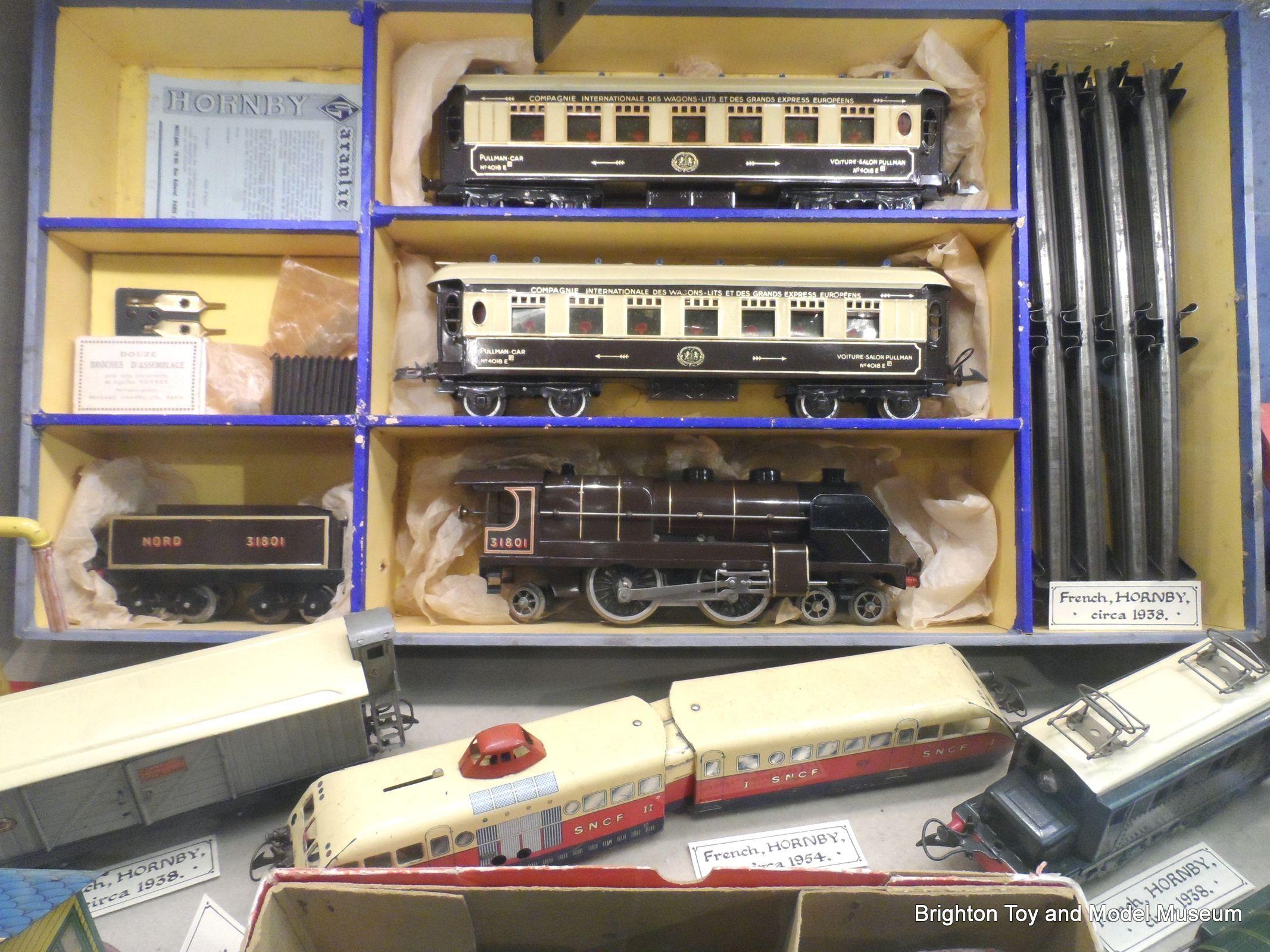 Hornby 0 gauge train sets