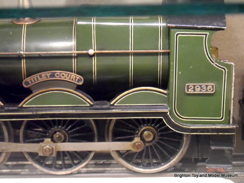 "GWR locomotive 2936 ""Titley Court"" (Bing for Bassett-Lowke, gauge ..."