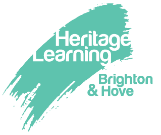 Heritage Learning, Brighton and Hove, logo