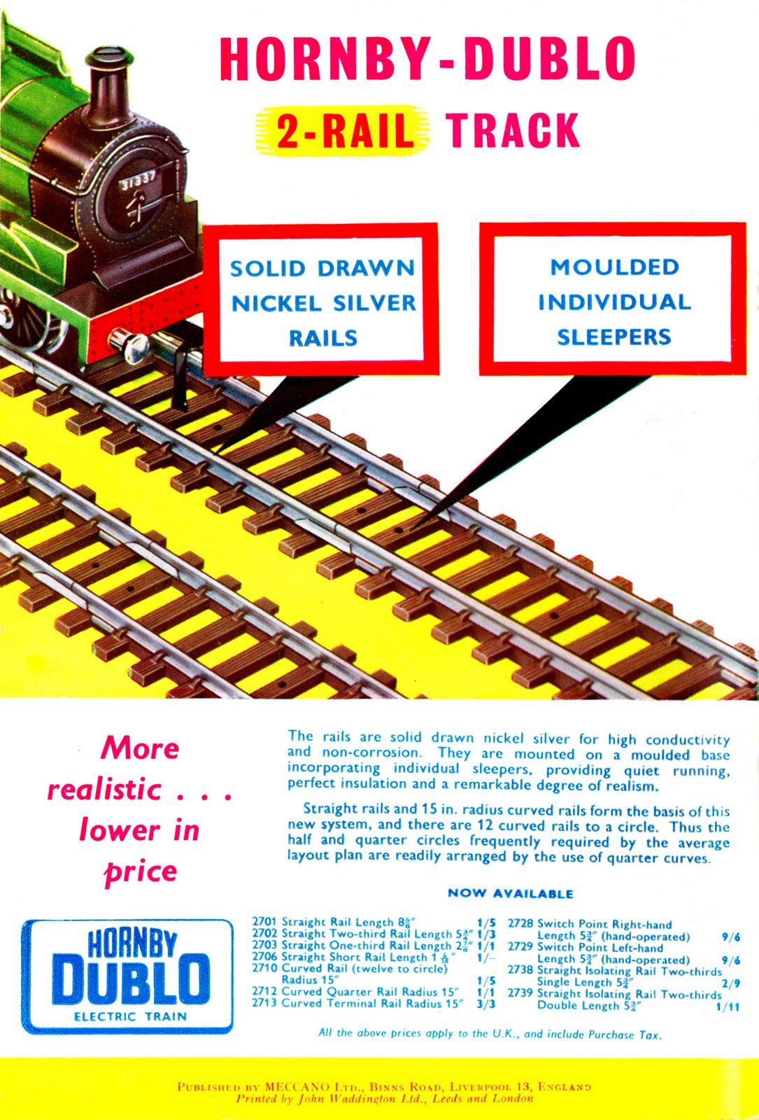 Hornby Dublo 3 Rail Pickup Wire