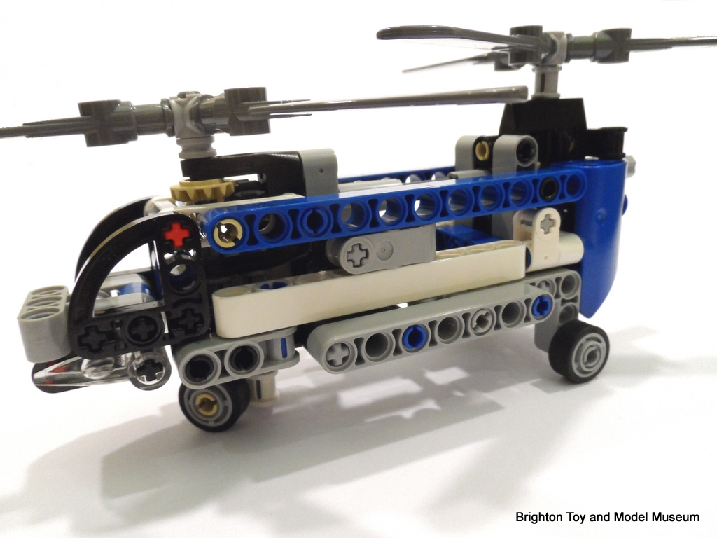 helicopter twin rotor with Helicopter Construction Set 42020  Lego Technic on LEGO Technic 9396 Rescue Helicopter moreover Mi8 together with Uh 60a L Black Hawk in addition 00 additionally Avb206.