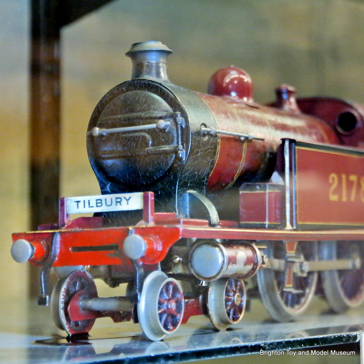 midland railway locomotive 2178 bing for bassettlowke