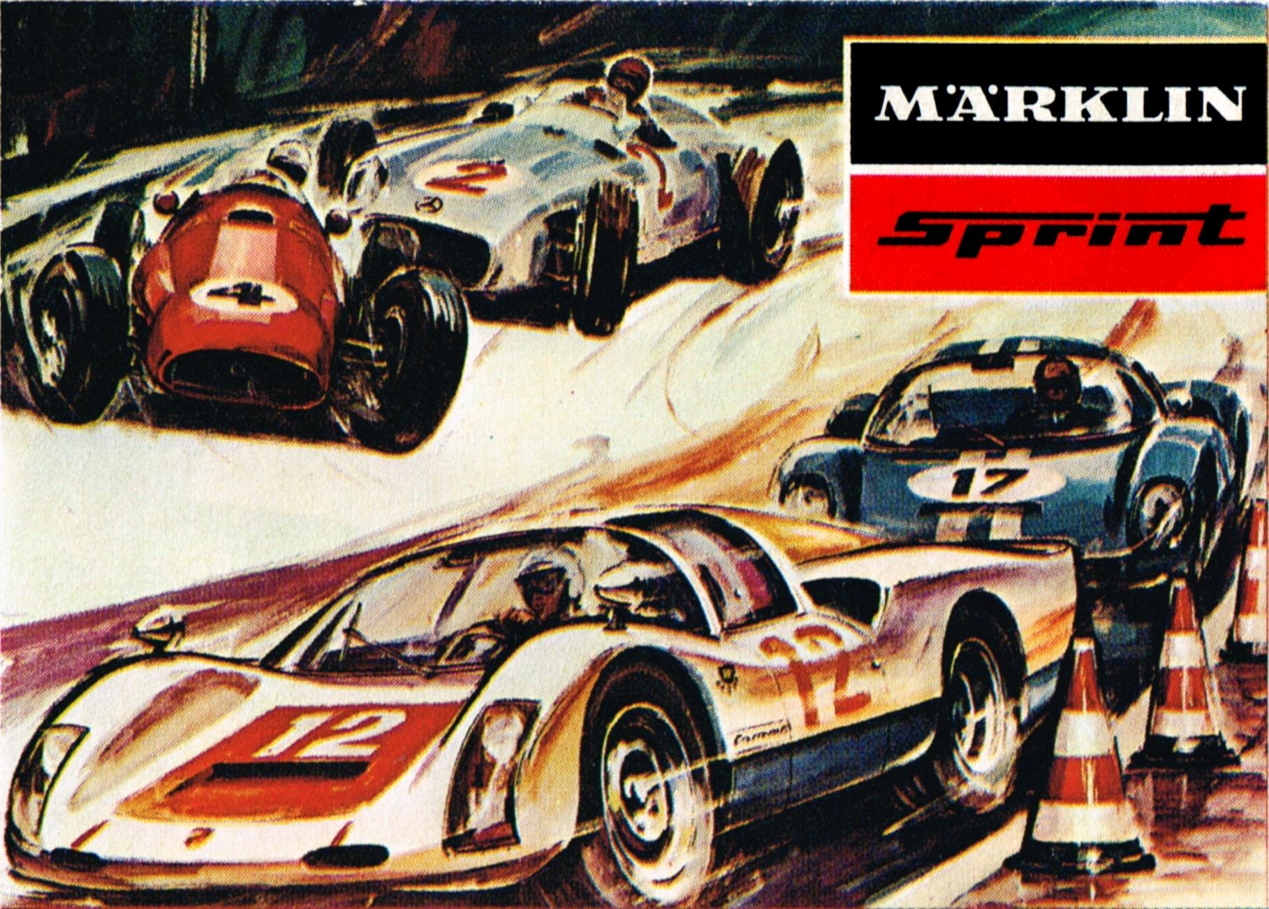 Péliméon, réseau Ho - Hom - Page 4 Marklin_Sprint,_box_artwork_(Marklin_1971)