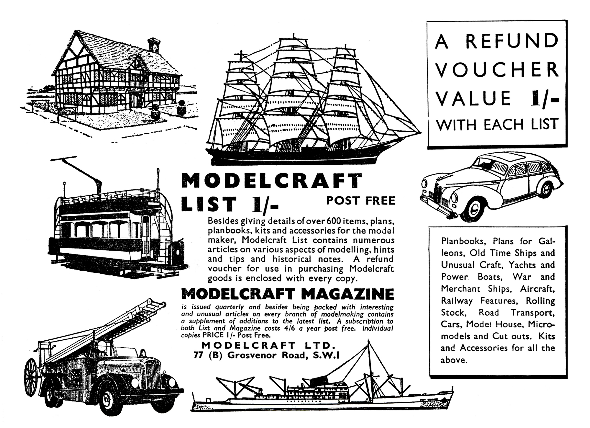 Category:Modelcraft Ltd - The Brighton Toy and Model Index
