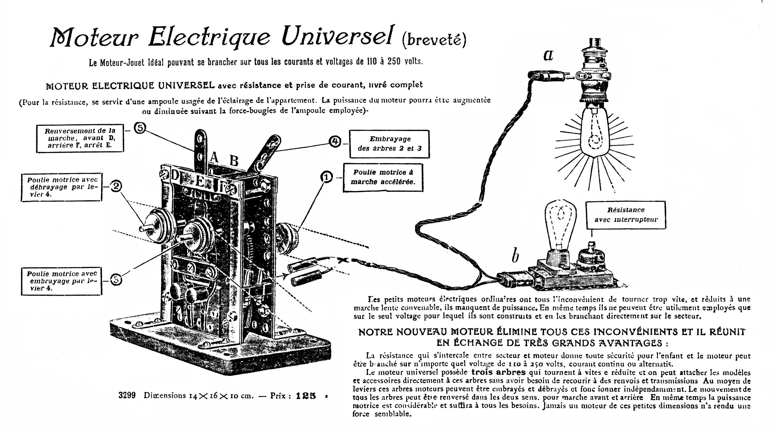 Category M U00e4rklin Steam  Clockwork And Electric Motors
