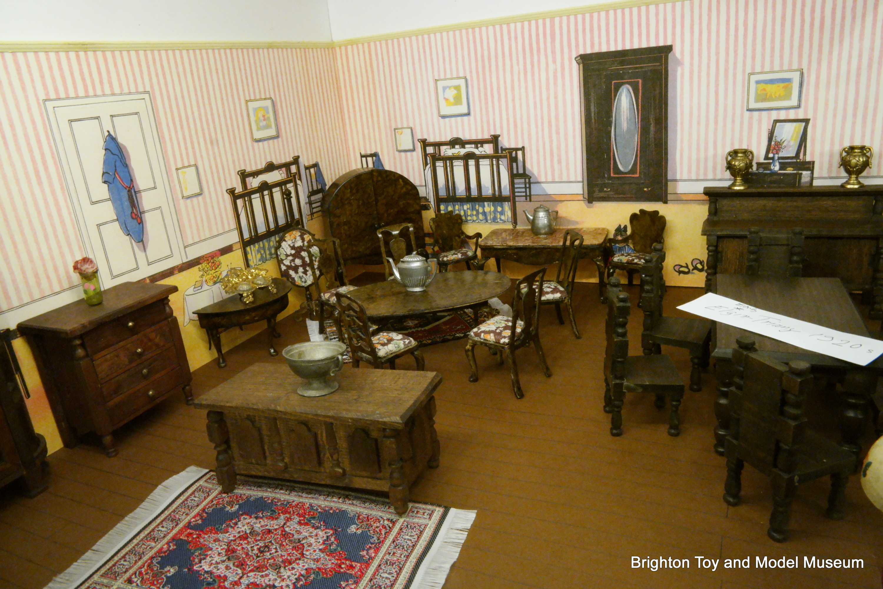 Category Period Scale Model Dolls Furniture The Brighton