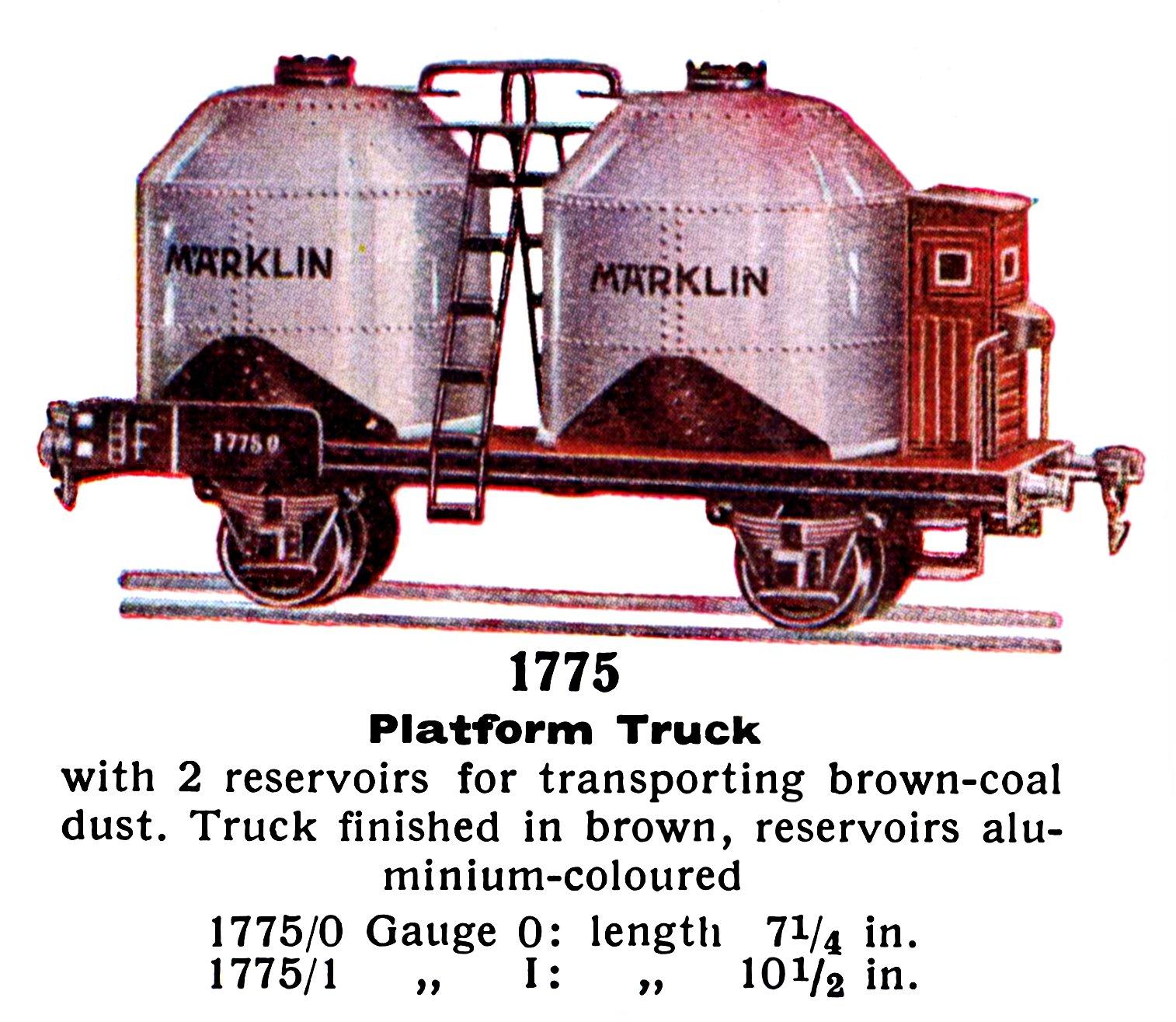 marklin model trains