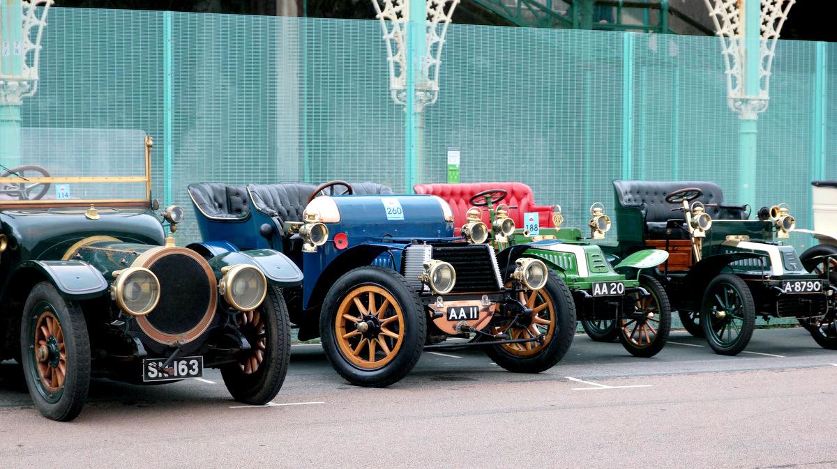 Amazing Veteran Car Rally Embellishment - Classic Cars Ideas - boiq.info