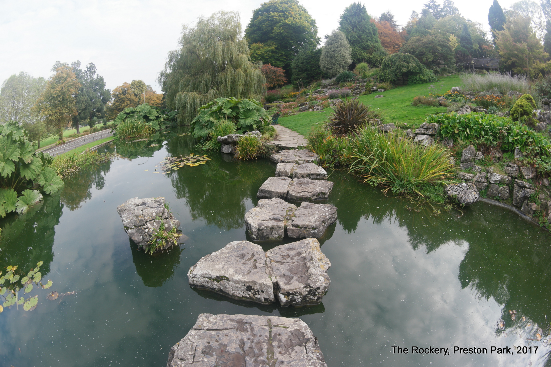 The Rockery (a.k.a. The Rookery, The Rock Gardens ...
