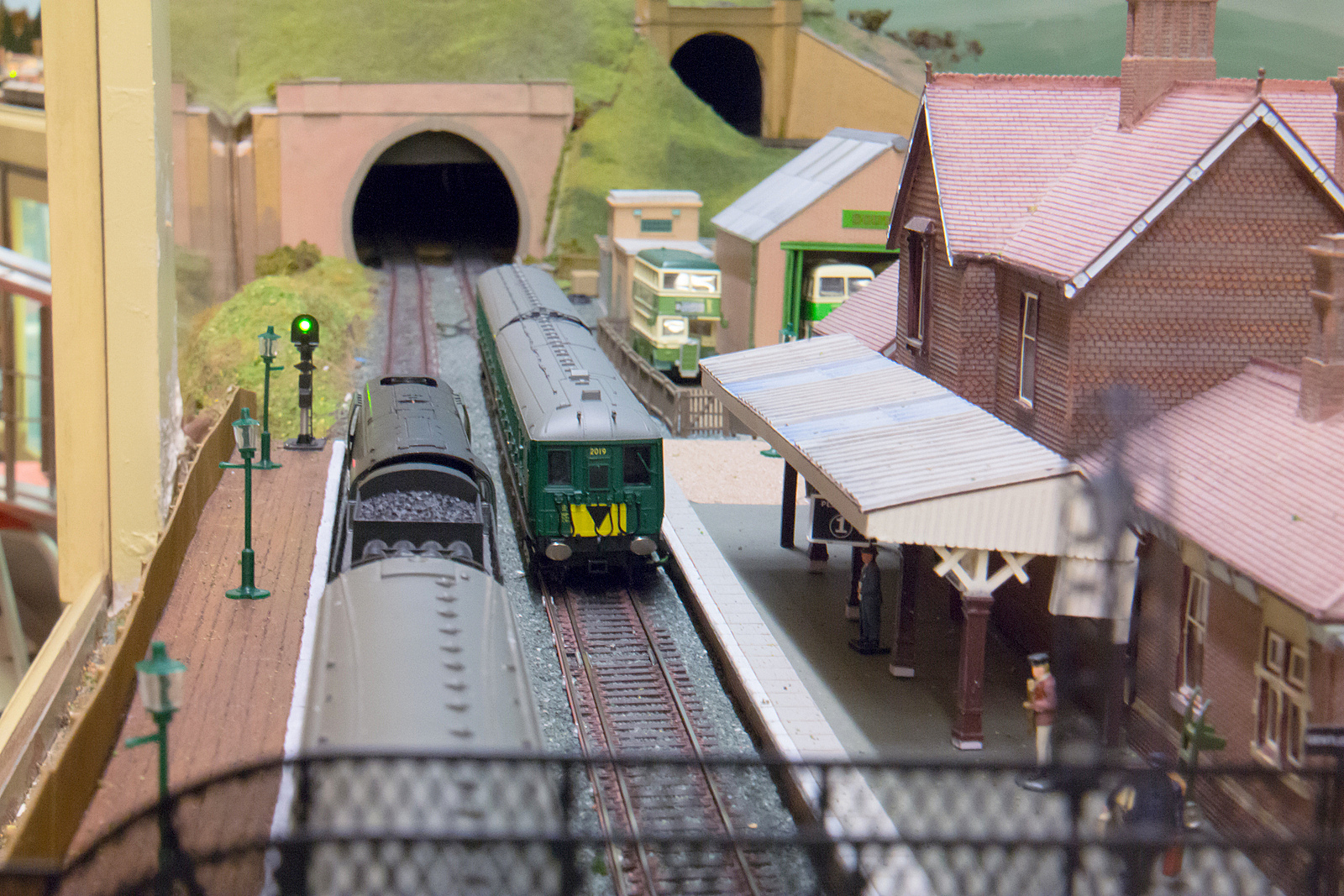 Category East Sussex Countryside Model Railway Layout