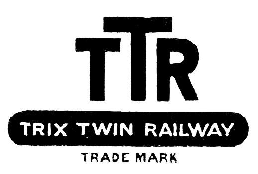 trix twin railway bassettlowke twin tabletop railway
