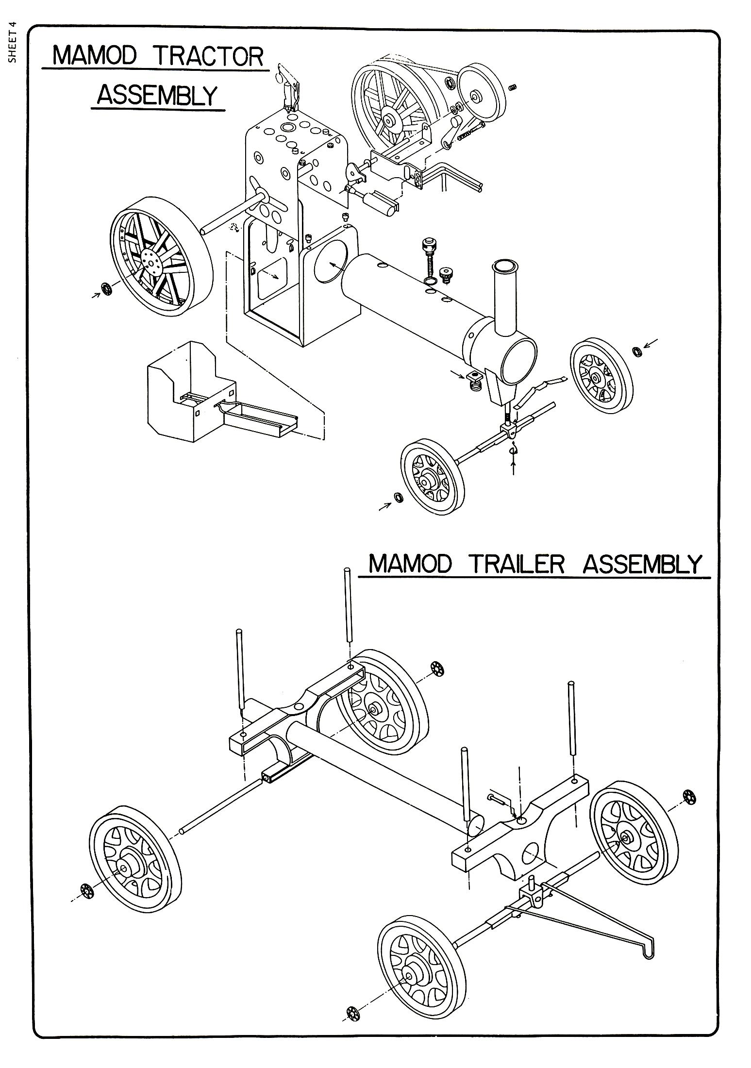 mamod   u0026quot malins models u0026quot    live steam models and stationary