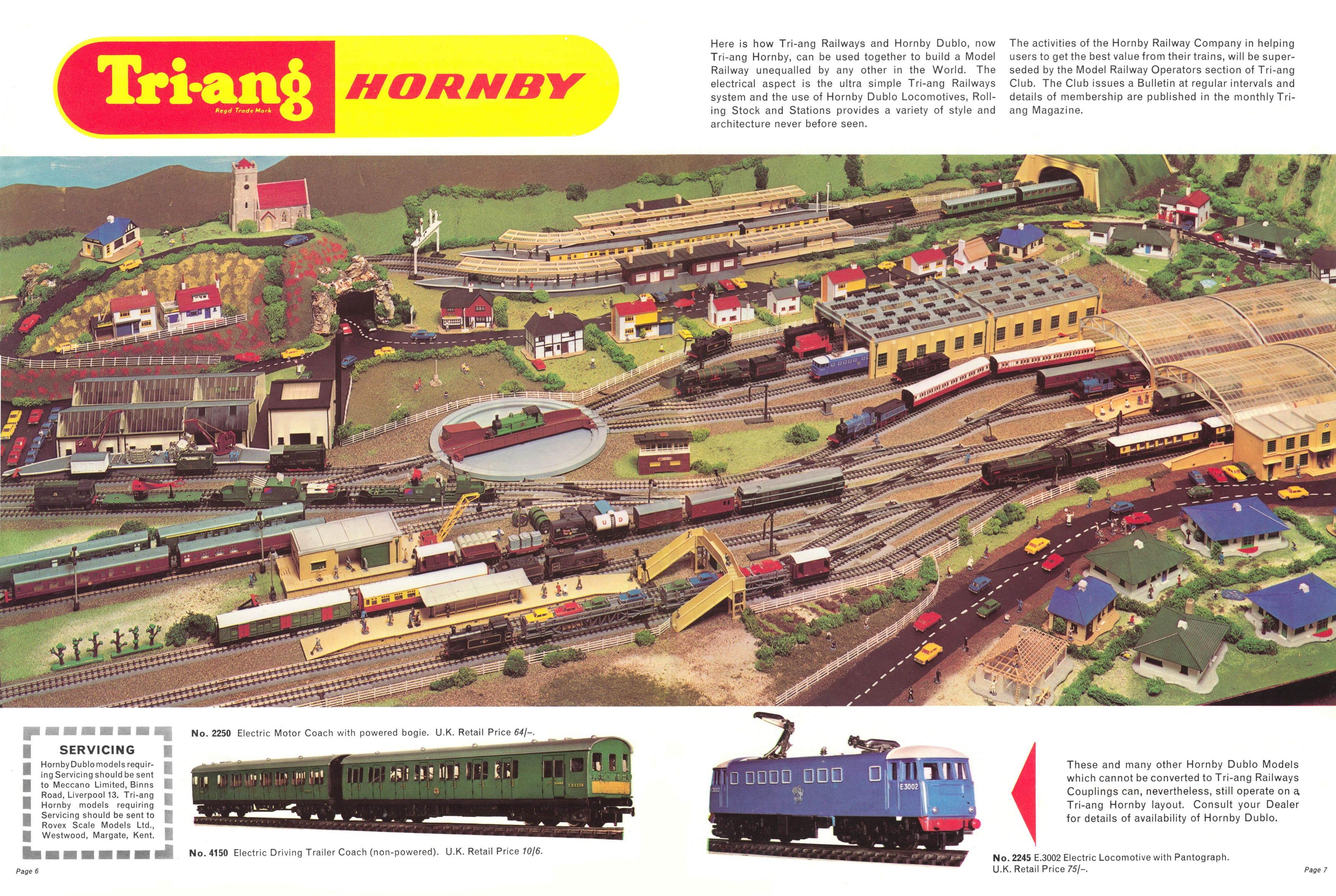 The End Of Hornby Dublo The Brighton Toy And Model Index