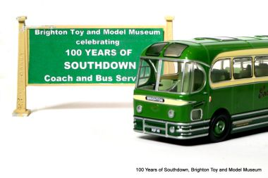 Southdown at Brighton Toy and Model Museum