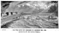 1836 - The Chain Pier after the Hurricane of 29th November (TBCPIM 1896).jpg