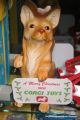 A Merry Christmas from Corgi Toys, promotional model dog, close (Corgi Toys).jpg