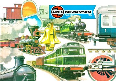 1976: Airfix Railway System catalogue (First Edition), 1976