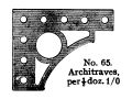 Architraves, Primus Part No 65 (PrimusCat 1923-12).jpg
