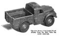 Army 1-Ton Cargo Truck with cover removed, Dinky Toys 641 (MM 1954-09).jpg