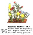 Assorted Flowers Only, Britains Floral Garden 2534 (Britains 1966).jpg
