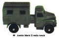 Austin Mark II Radio Truck, Matchbox No68 (MBCat 1959).jpg