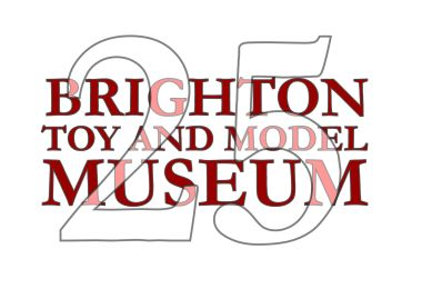 Draft logo for the museum's 1991-2016 Anniversary
