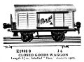 Bass Closed Goods Waggon, Märklin E1988-0 (MarklinCRH ~1925).jpg