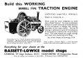 Bassett-Lowke Burrell-type Traction Engine (MM 1959-11).jpg