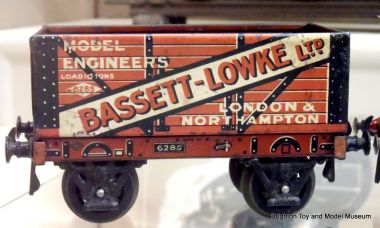 Private Owner's Wagon, Bassett-Lowke Model Engineers, gauge 0