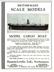 link=http://www.brightontoymuseum.co.uk/w/images/Bassett-Lowke model cargo boat advert.jpg
