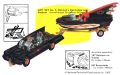 Batmobile and Batboat Set, Corgi Toys 267 and 107 (CorgiCat 1970).jpg