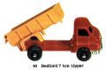 Bedford 7-Ton Tipper, Matchbox No40 (MBCat 1959).jpg