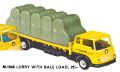 Bedford Lorry with Bale Load, Minic Motorways M1546 (TriangRailways 1964).jpg