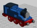 Billinton E2 0-6-0 tank locomotive, Lego Digital Designer.jpg