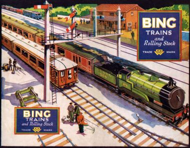 A later Bing Trains catalogue