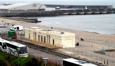 2014: Black Rock Station, and Brighton Marina