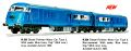 Blue Pullman Diesel Motor Cars, powered and unpowered, R-555 and R-556 (TR 1963).jpg