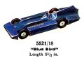 Bluebird Record-Breaking Car, Märklin 5521-18 (MarklinCat 1936).jpg