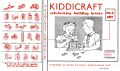 Box lid label, Kiddicraft Self-Locking Building Bricks, No1 Set (~1947).jpg