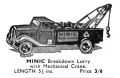 Breakdown Lorry, Minic 48M (1939).jpg