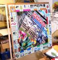Brighton Monopoly board, publicity backdrop, awaiting storage (2017-11-10).jpg