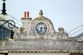 Brighton Railway Station building, clock.jpg